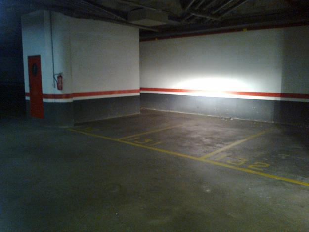 Se vende plaza de garaje en Edificio centro Madrid