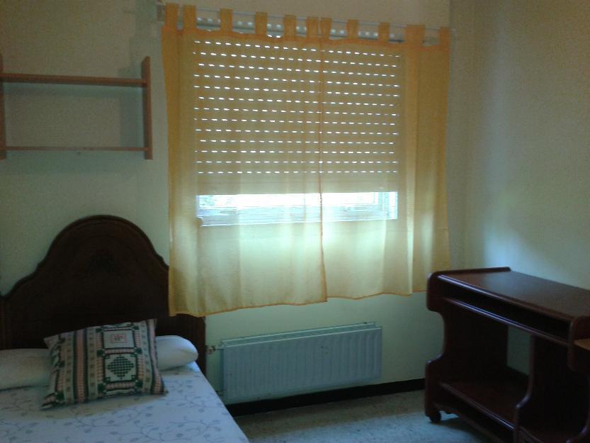 Última habitación en piso compartido