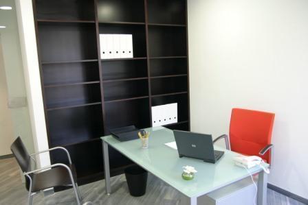 Alquiler de oficinas y despachos en el centro - edificio representativo