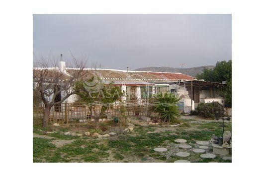 5 Dormitorio Cortijo En Venta en Huercal-Overa, Almería