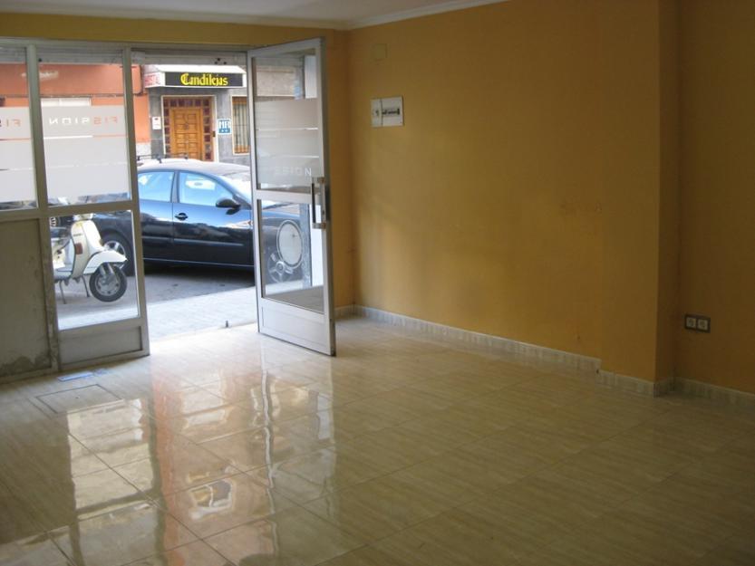 Local comercial zona pisos azules - elche (152)