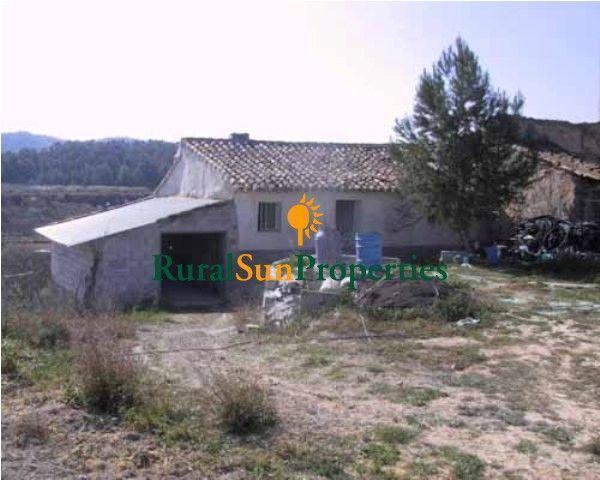 Finca/Casa Rural en venta en Cehegín, Murcia (Costa Cálida)