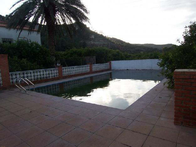 Chalet en Alzira