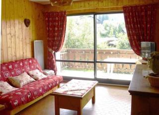 Apartamento en residencia : 1/6 personas - les gets  alta saboya  rodano alpes  francia