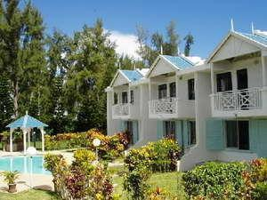 Bungalow : 6/6 personas - piscina - vistas a mar - flic-en-flac  mauricio