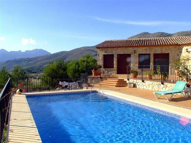 Finca/Casa Rural en venta en Benissa, Alicante (Costa Blanca)
