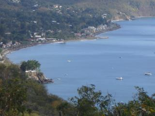 Casa rural : 2/7 personas - piscina - vistas a mar - bouillante  basse terre  guadalupe