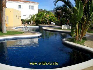 Chalet en alquiler de vacaciones en Almuñécar, Granada (Costa Tropical)