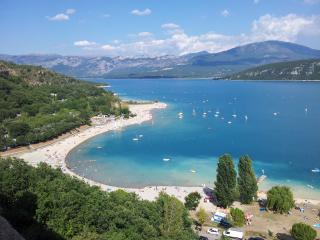 Estudio : 2/4 personas - sainte-croix-du-verdon  alpes de alta provenza  provenza-alpes-costa azul  francia