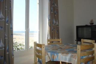Apartamento en villa : 3/4 personas - junto al mar - vistas a mar - arromanches  calvados  baja normandia  francia