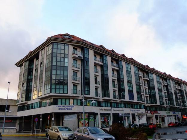 Nueva vivienda situada en el edificio del Supercord de Milladoiro.