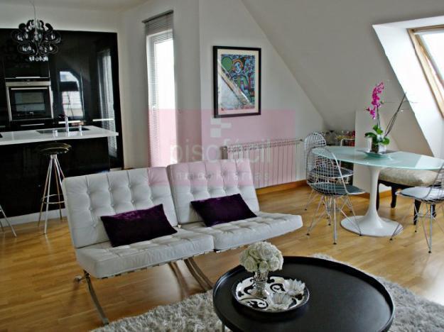 Dúplex de tres dormitorios en venta en Avenida de la Coruña