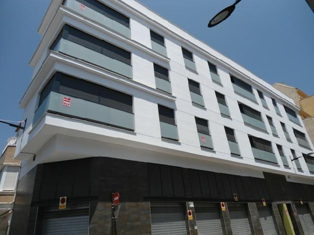 Amplia vivienda en  en edificio nuevo