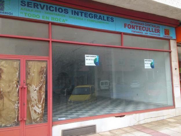 Local comercial Venta / Alquiler